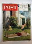 Saturday Evening Post Jun 4, 1955 Dick Sargent cover