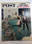 Saturday Evening Post Jan 2, 1960 Ben Prins cover