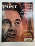 Saturday Evening Post Jun 15, 1968 George Wallace photo cover and story