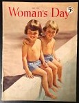 Woman's Day Jul 1951 L. Willinger Cover