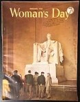 Woman's Day Feb 1952 Yassany Cover