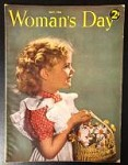 Woman's Day May 1946 Mead-Maddick Cover