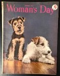 Woman's Day Jan 1950 Ylla Cover