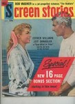 Screen Stories Sep 1958 Esther Williams Jeff Chandler Cover