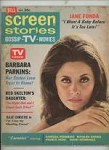 Screen Stories Nov 1967 Jane Fonda Cover