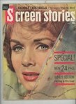 Screen Stories Jul 1960 Debbie Reynolds Cover