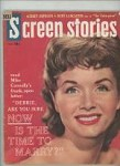 Screen Stories May 1960 Debbie Reynolds Cover