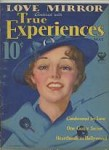 True Experiences May 1934 Georgia Warren GGA Cover