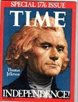 Time Jan 1 1975 1776 Special issue