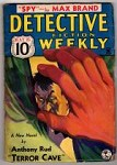 Detective Fiction Weekly 1935 May 25 Max Brand