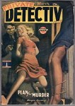 Private Detective Mar 1943 GG Bondage Cover
