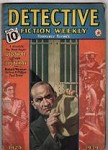 Detective Fiction Weekly Jan 21, 1939 Alcatraz Story; David Lamar - True Crime