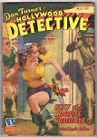 Hollywood Detective May 1943 HJ Ward GGA Cover