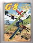 G-8 Battle Aces Oct 1937