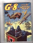 G-8 Battle Aces Nov 1938