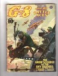 G-8 Battle Aces May 1940