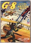 G-8 Battle Aces Dec 1943 Zombie Cover Art