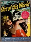 Out of this World July 1950 #1 Full Color Joe Kubert Golden age Comics; Cummings