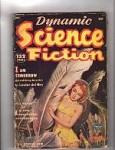 Dynamic Science Fiction December 1952 A. Leslie Ross Cvr