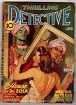Thrilling Detective Jan 1944 Volume 50 Issue 1; D.L. James; Benton Braden