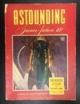 Astounding Science Fiction April 1943 AE van Vogt