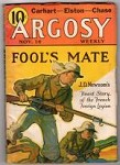 Argosy Nov 16, 1935 French Foreign Legion Cvr