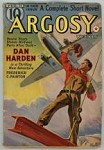 Argosy Feb 11, 1939 Edgar Rice Burroughs The Synthetic Men of Mars part 6
