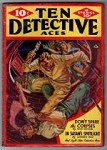 Ten Detective Aces Jan 1941 Fredric Brown; Philip Ketchum; Lawrence Treat