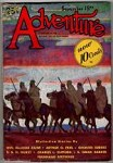 Adventure Sep 15 1932 Hubert Rogers Cvr; Georges Surdez; Arthur O. Friel