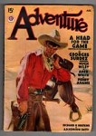 Adventure Aug 1938 Graves Gladney Cvr; Surdez; Frost