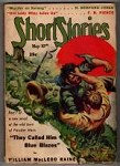 Short Stories May 10 1941 Edgar F. Wittmack Cvr; H. Bedford-Jones
