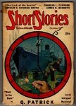 Short Stories Oct 10 1942 Waggener Cvr; HB Jones; Hugh Cave; Q. Patrick; EL Adams