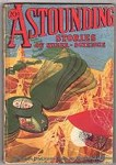 Astounding January 1933 H.W. Wesso cvr; Murray Leinster; Tommy Reaves