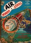 Air Wonder Stories Oct 1929 Frank R. Paul Cvr; Ed Earl Repp; Harl Vincent