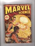 Marvel Science Stories Feb 1951 Cool Saunders Atomic Blast Cvr