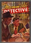 Mammoth Detective Jul 1946 Bruno Fischer