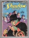 The Shadow  May 15, 1933  Shadow + Rattlesnake Cvr; The Death Giver
