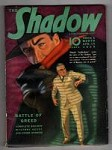 The Shadow Apr 15 1939 Graves Gladney Cover, Edd Cartier Art, Frank Gruber
