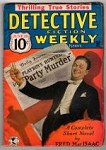Detective Fiction Weekly Jun 29, 1935 Fred MacIsaac