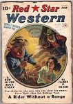 Red Star Western Jul 1940 2nd app. of Silver Buck