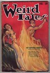 Weird Tales Feb 1934 Brundage Cvr; Robert E. Howard; Edmond Hamilton; CA Smith