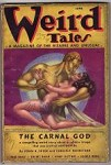 Weird Tales Jun 1937 Brundage Cvr; Bloch, Kuttner; Ernst; Belknap Long