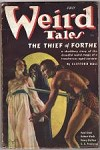 Weird Tales July 1937 Finlay Cvr; Lovecraft on Finlay Art; CA Smith; Bloch; Ernst