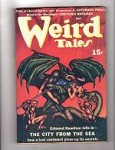 Weird Tales May 1940 Hannes Bok Cvr; Finlay Art; EH Price; CA Smith; Leiber