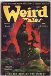Weird Tales Jul 1945 Lee Brown Coye Cvr; Bradbury; Bloch; Wellman; Jacobi; Derleth