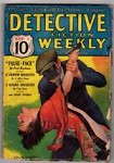 Detective Fiction Weekly Nov 3, 1934 Richard B. Sale, Fred MacIsaac, The Griffen