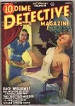Dime Detective Mar 1939 Carroll John Daly- Race Williams