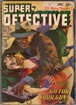 Super Detective Dec 1948 H.J. Ward  Cover