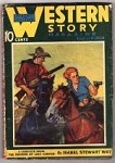 Western Story Oct 30, 1937 Delano Cover Art