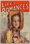 Life's Romances Jun 1941 1st Issue; Frederick L. Nebel; Peggy Gaddis